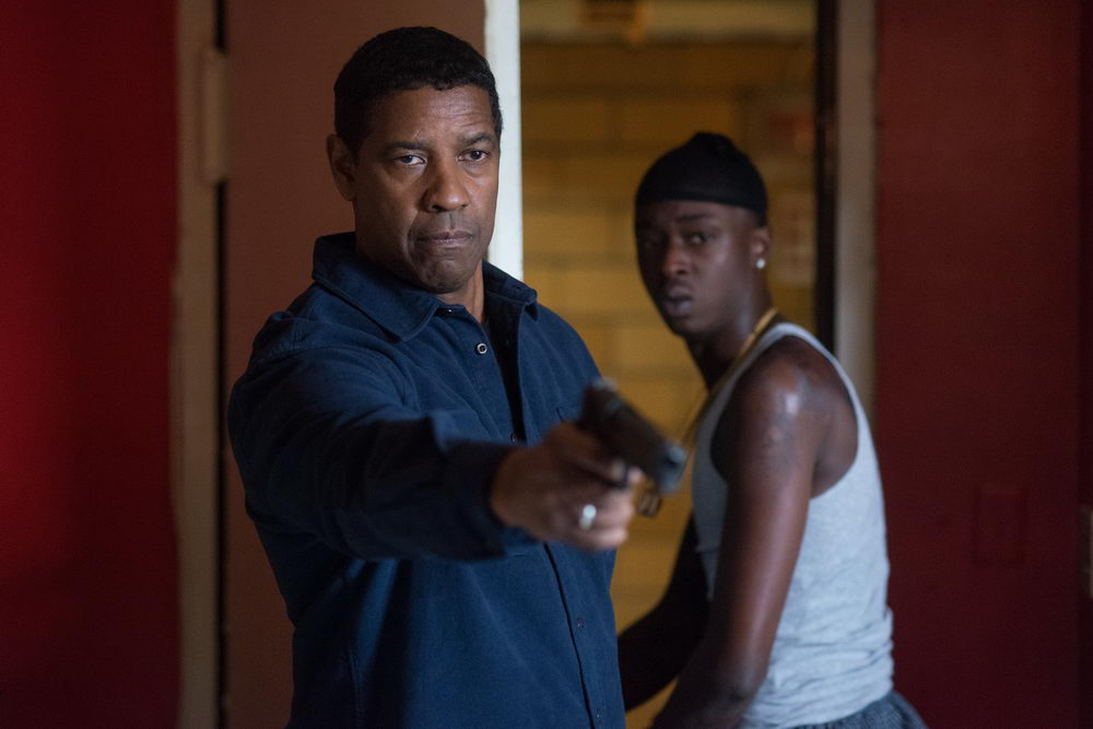 Denzel Washington, Ashton Sanders