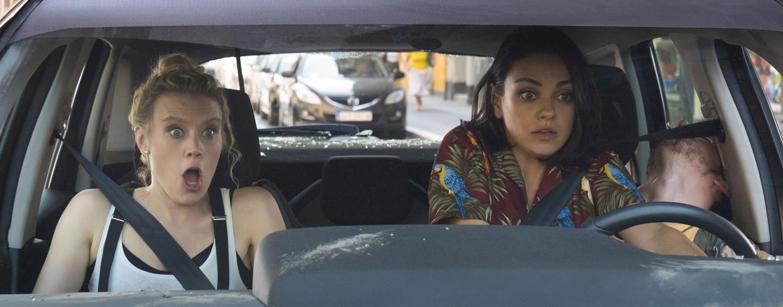 """Action-Komödie mit Kate McKinnon und Mila Kunis: """"Bad Spies"""""""