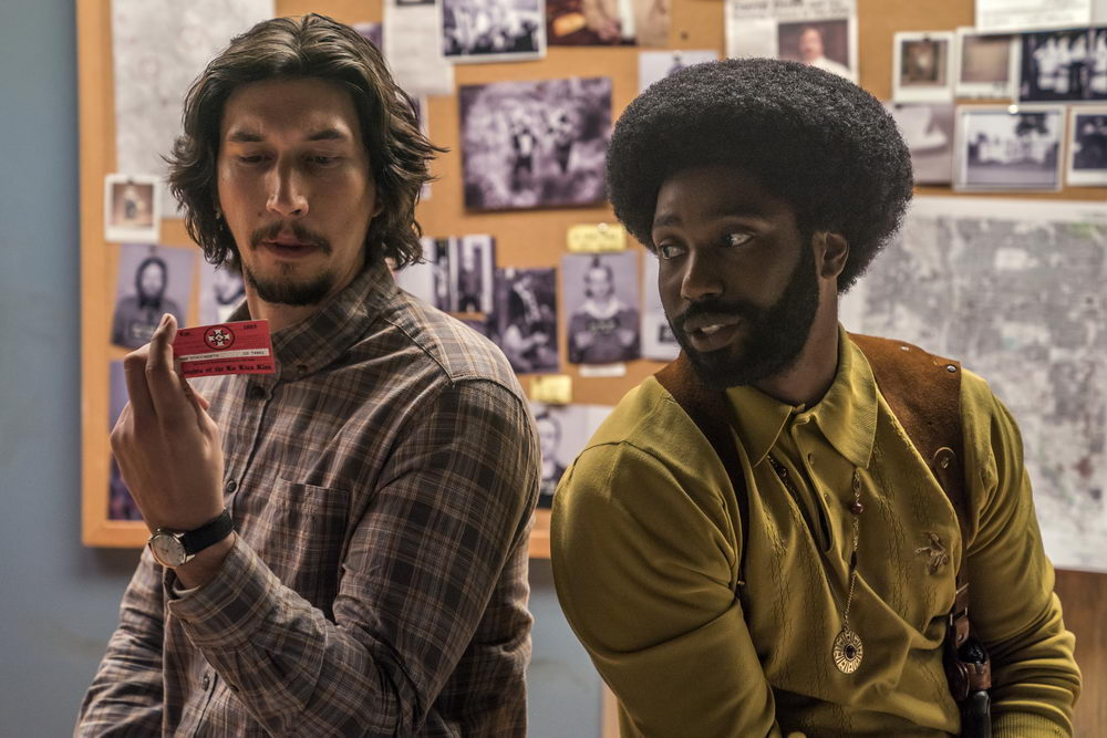 Adam Driver, John David Washington