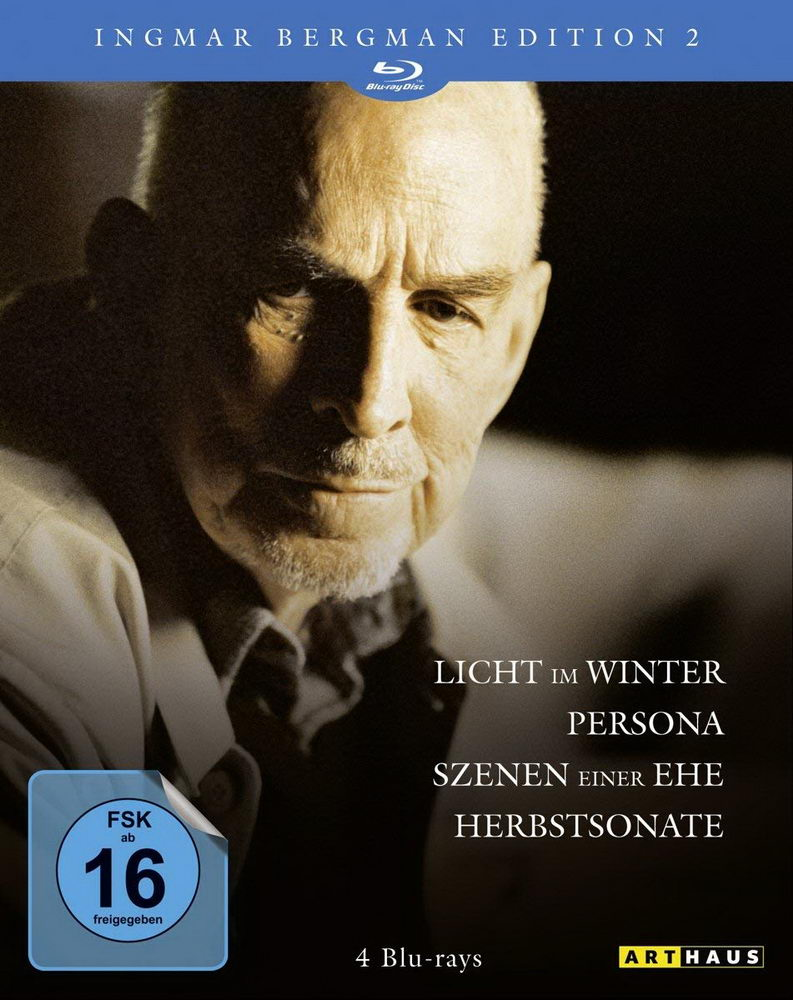 Ingmar Bergman Blu-ray Edition Vol. 2