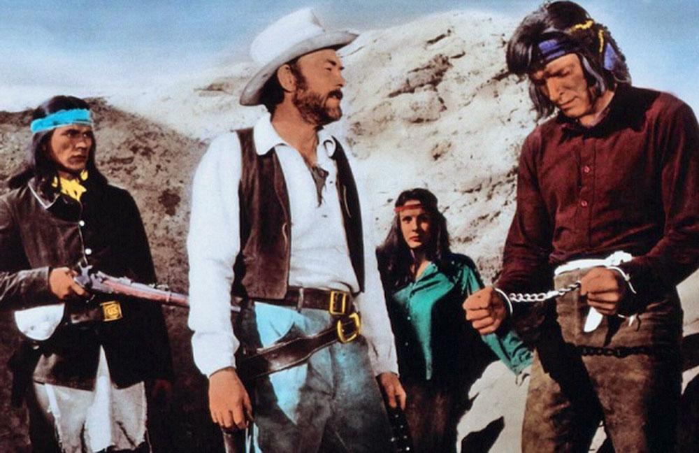 """Viele von Aldrichs Filmen (z.B. """"Massai"""") handeln von Außenseiter im Widerstand gegen brutale Systeme."""