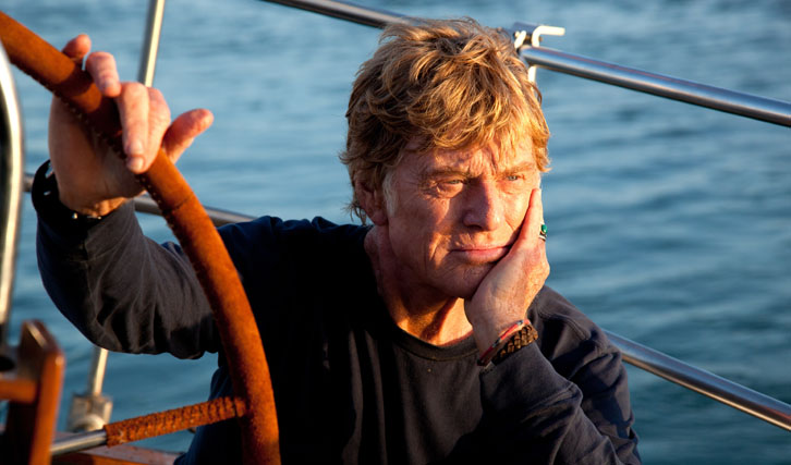 "Allein auf weiter See: Robert Redford in ""All Is Lost"""