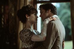 Colin Firth, Frances O'Connor