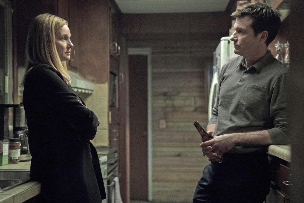 Laura Linney mit Jason Bateman