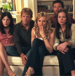 Cameron Diaz, Christina Applegate, Selma Blair, Thomas Jane