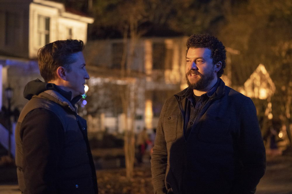 Set: David Gordon Green, Danny R. McBride