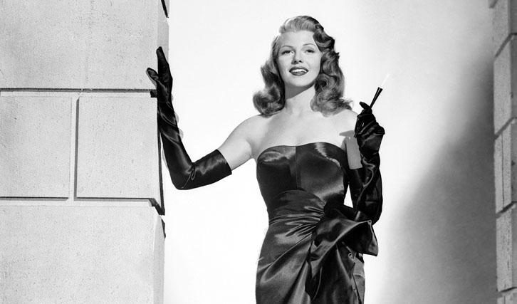 """Verführungs-Ikone: hayworth als """"Gilda"""""""