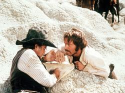 Anthony Quinn, Franco Nero
