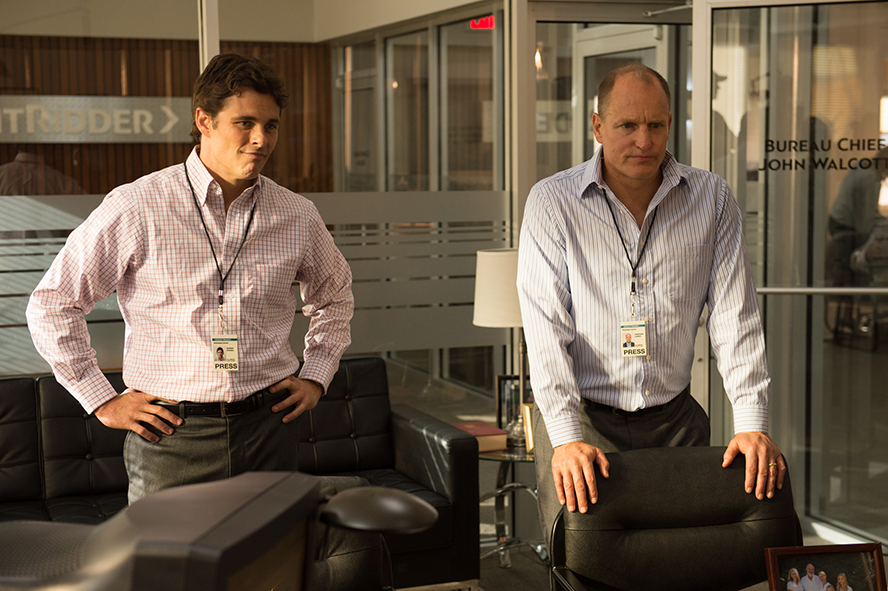 James Marsden, Woody Harrelson