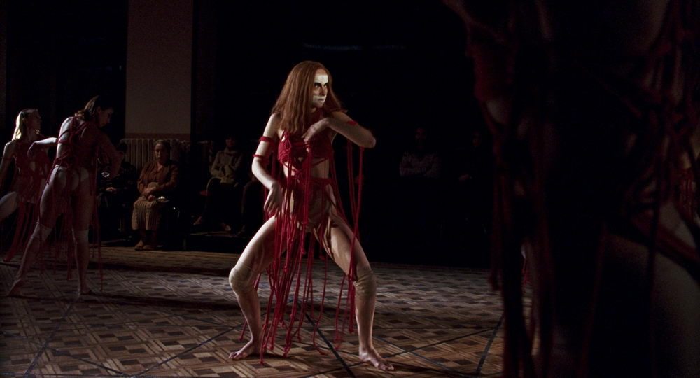 "Dakota Johnson in ""Suspiria"""