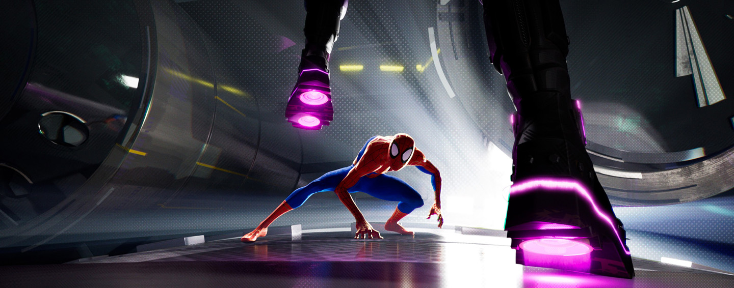 """""""Spider-Man: A New Universe"""""""