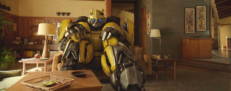 """Transformers""-Spin-off mit Herz & Humor: ""Bumblebee"""