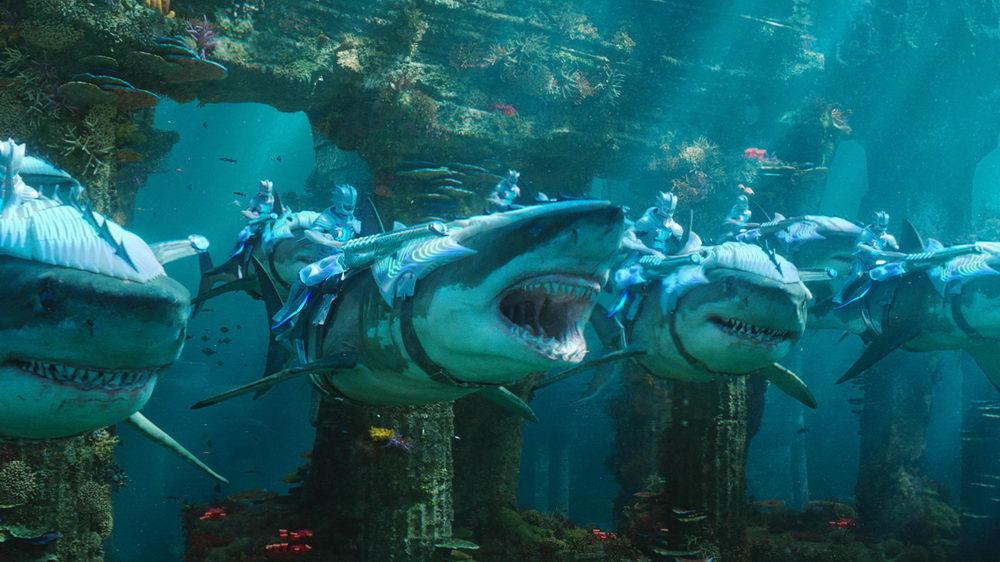 """""""Aquaman"""" (© Warner Bros.)"""