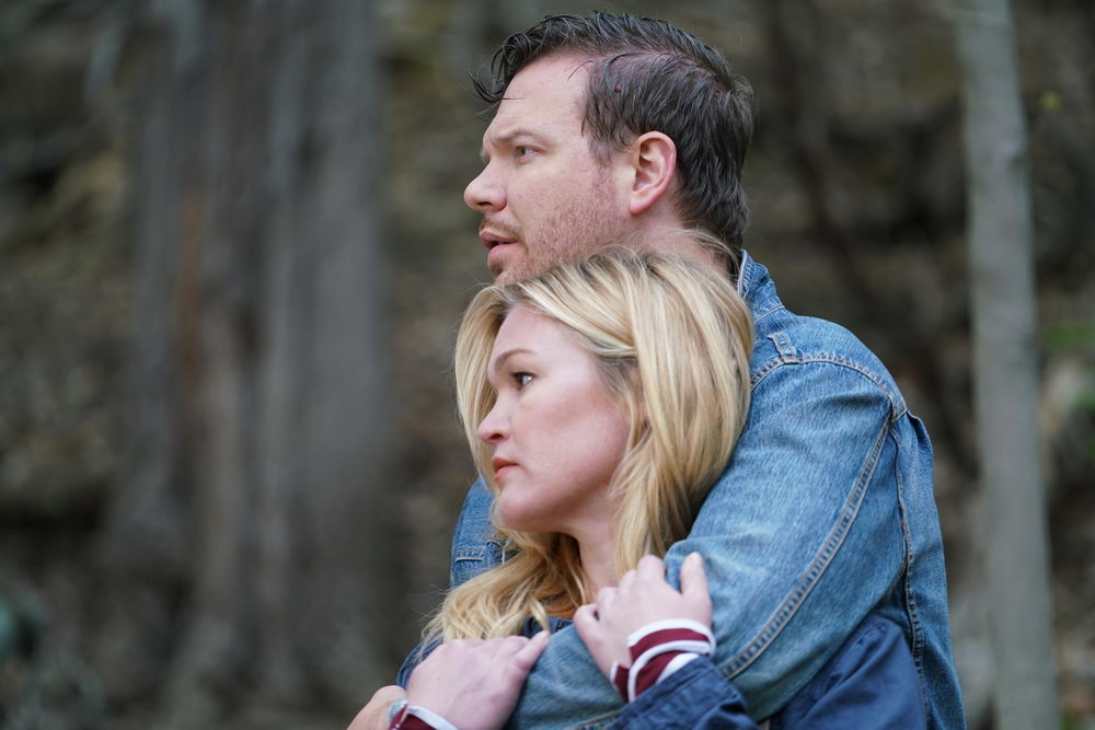 Jim Parrack, Julia Stiles