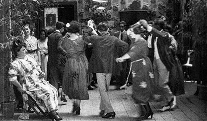 Zu den Filmpionierinnen, die in der Kinothek Asta Nielsen gewürdigt wurden, gehört auch die Italienierin Elvira Notari (© ZDF)