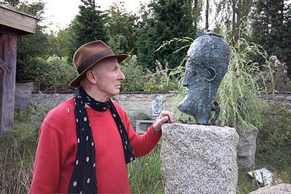 """Herbert Achternbusch in Andi Niessners Porträtfilm """"Achternbusch"""""""