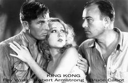 Fay Wray, Robert Armstrong, Bruce Cabot