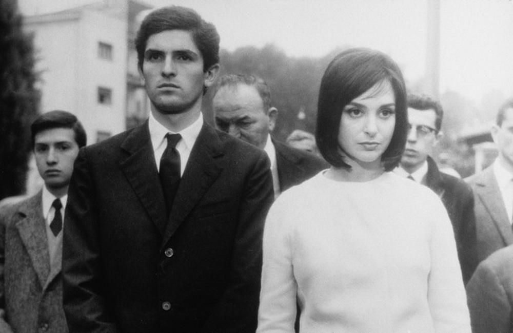 """Das frühe Stimmungsbild """"Vor der Revolution"""" © Cineriz/Iride Cinematografica"""