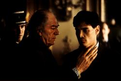 Billy Crudup, Michael Gambon