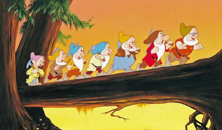 """Das Ziel des Nazi-Zeichner wären Filme auf dem Niveau von """"Schneewittchen und die sieben Zwerge"""" gewesen © Walt Disney"""