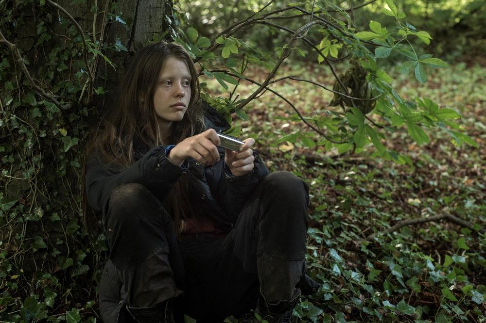 """Abgründige Elfe: Mia Goth in """"The Survivalist"""""""