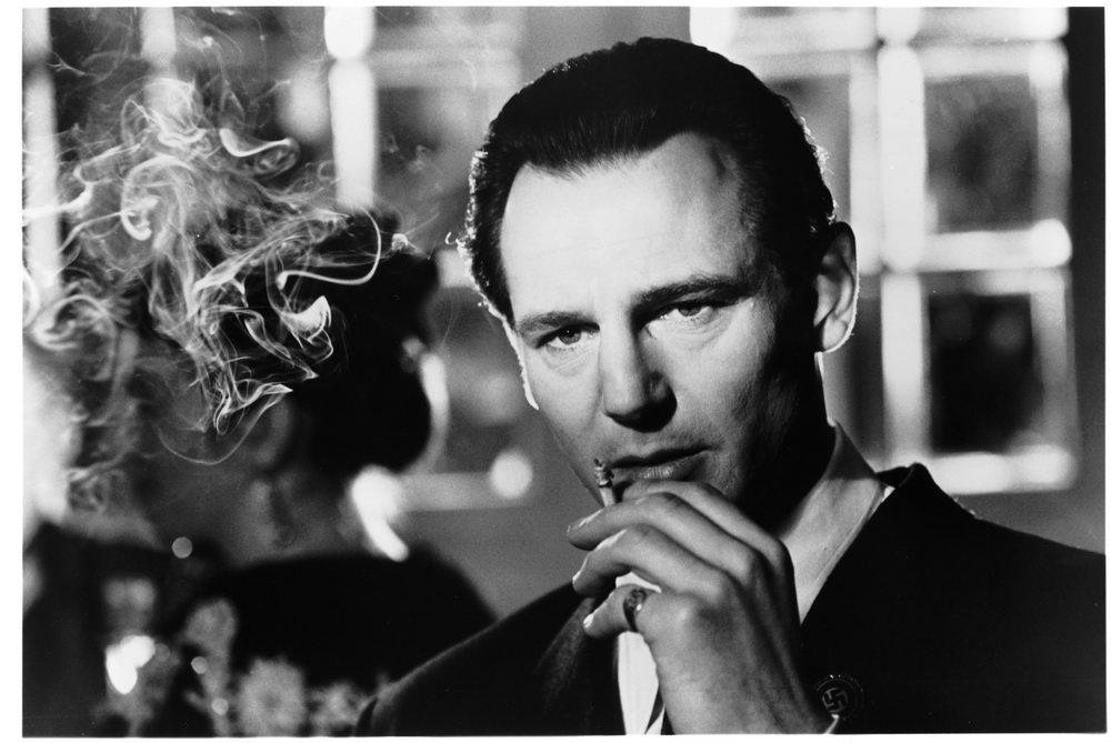Liam Neeson als Oskar Schindler