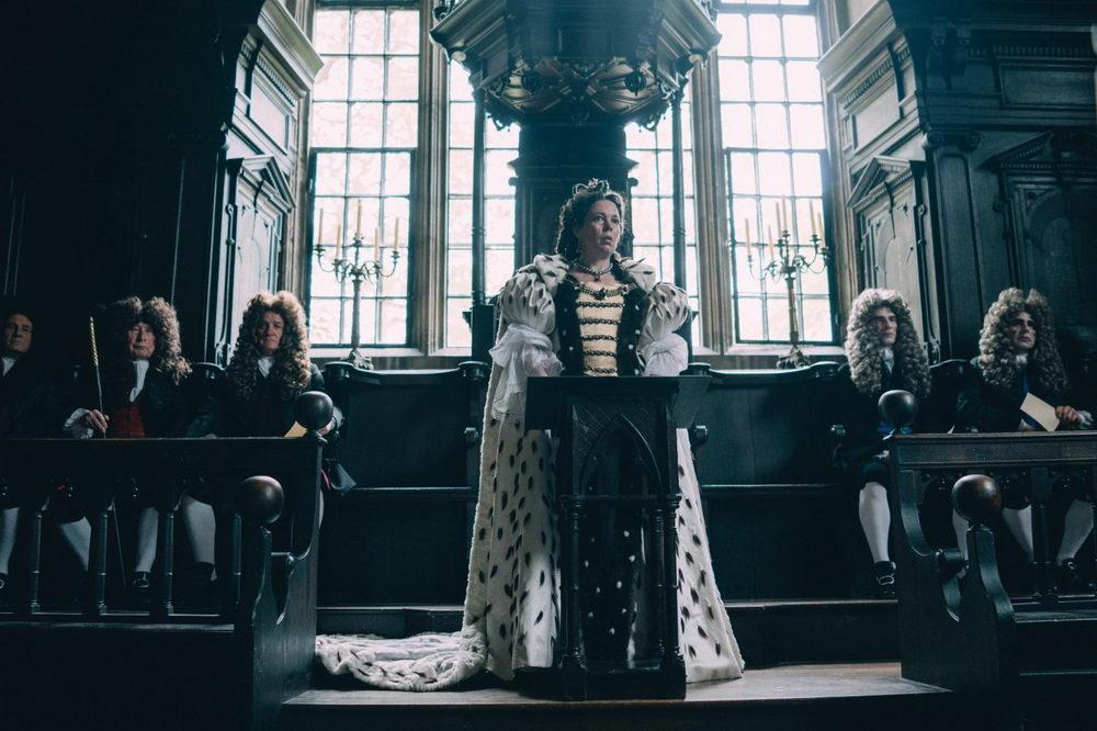 Auch als Staatsoberhaupt kämpft Queen Anne um ihre Position.