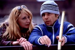 Sam Rockwell, Patricia Clarkson