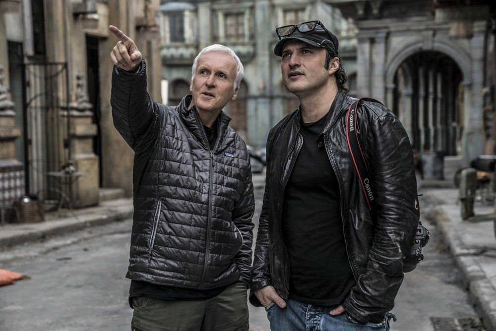 James Cameron, Robert Rodriguez