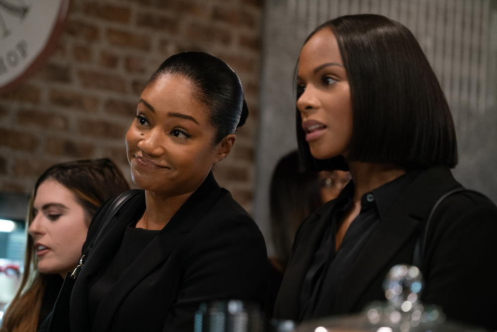 Tiffany Haddish, Tika Sumpter