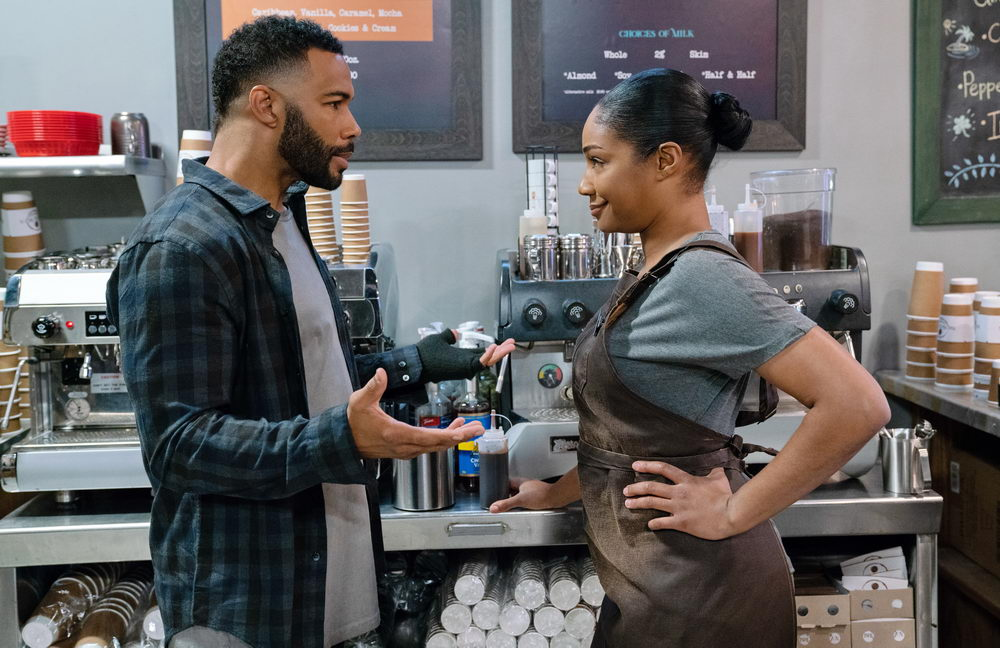 Omari Hardwick, Tiffany Haddish