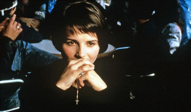 """Juliette Binoche in """"Drei Farben: Blau"""" (Concorde)"""