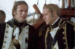 Russell Crowe, James d'Arcy