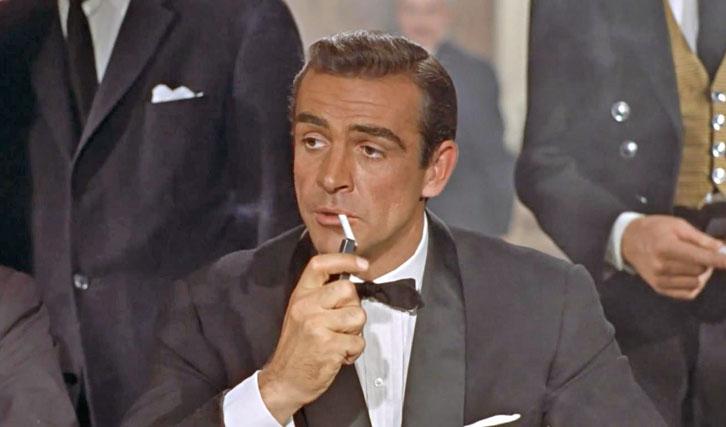 """Der erste Auftritt als James Bond in """"Dr. No"""" machte Sean Connery zum Star (© Fox)"""