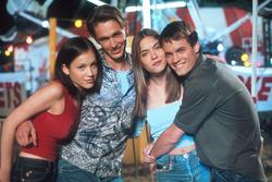 Shane West, Marla Sokoloff, Jodi Lyn O'Keefe, James Franco