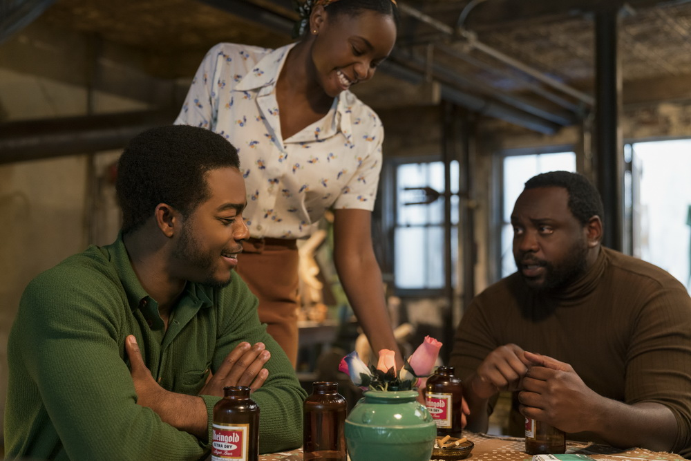 Stephan James, Kiki Layne, Brian Tyree Henry