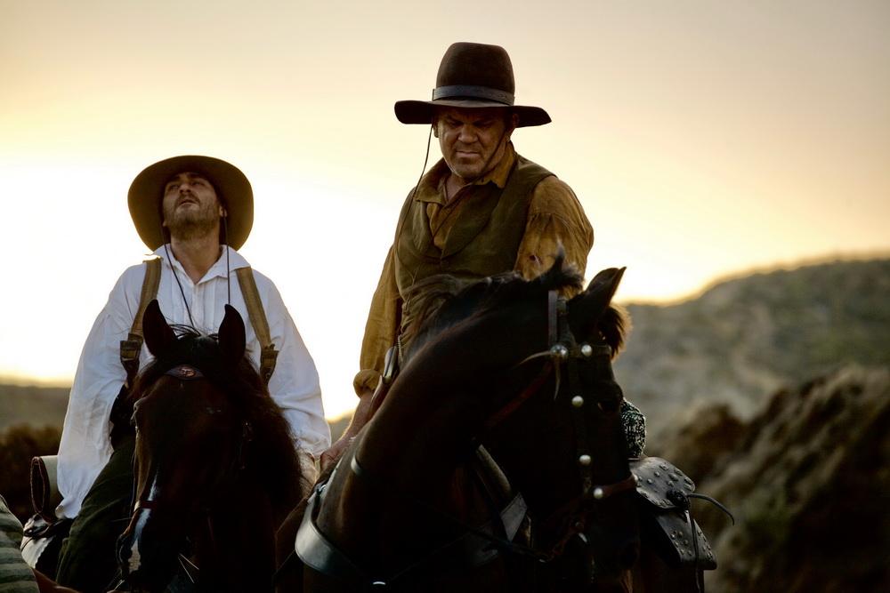 Ungleiches-Brüdergespann: Joaquin Phoenix und John C. Reilly als Charlie und Eli Sisters