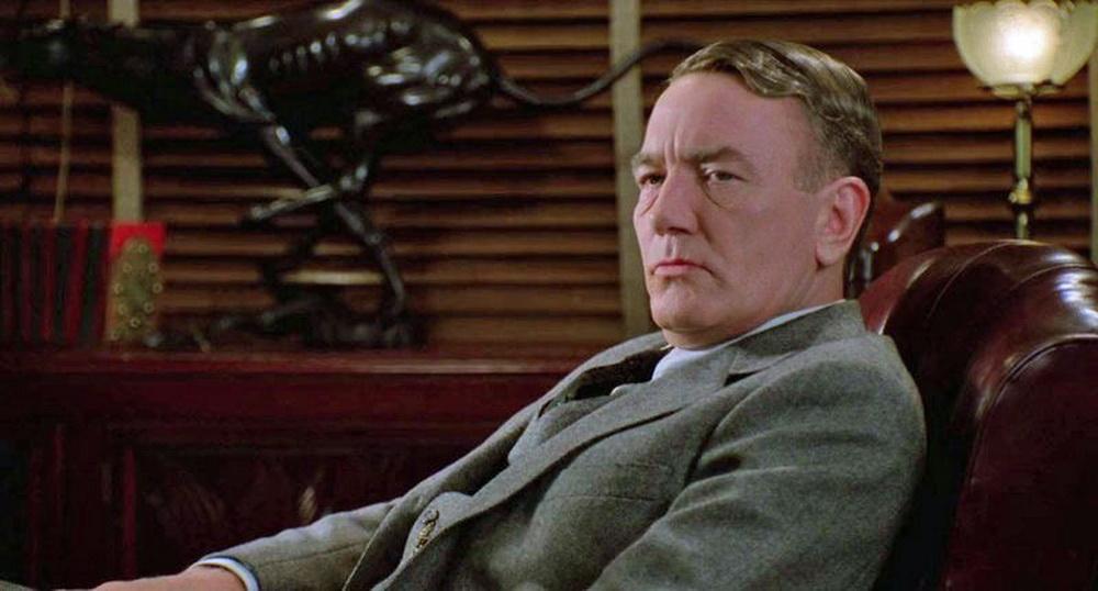 """Als irischer Pate in """"Miller's Crossing""""."""