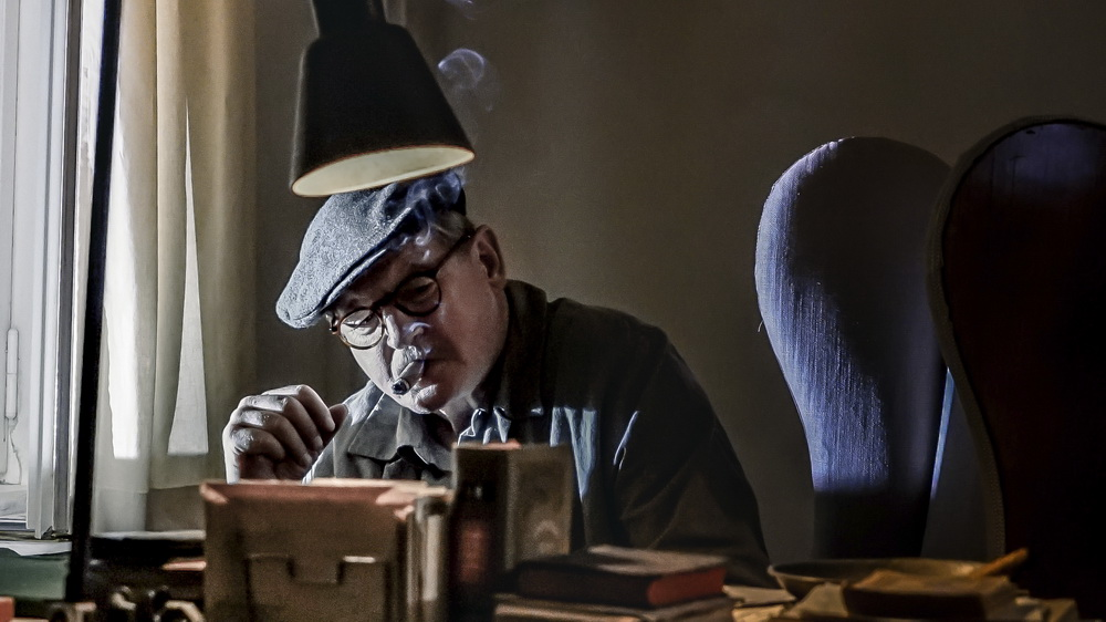 "Keine Angst vor digitaler Schärfe: ""Brecht"" (Release Company)"