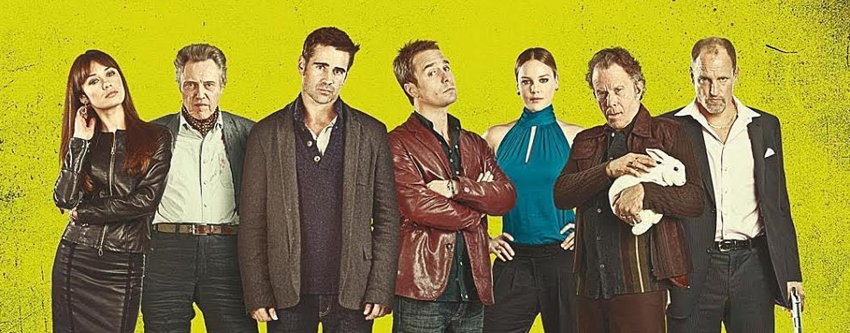 """Es kommt drauf am, mit dem man spielt: Sam Rockwell u. das Cast von """"7 Psychos"""""""