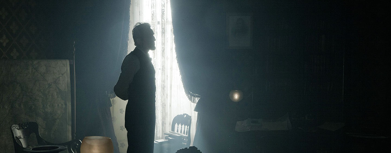 "Daniel Day-Lewis als ""Lincoln"""