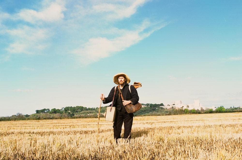 """Keine Frage des Alters: Willem Dafoe als """"Van Gogh"""""""