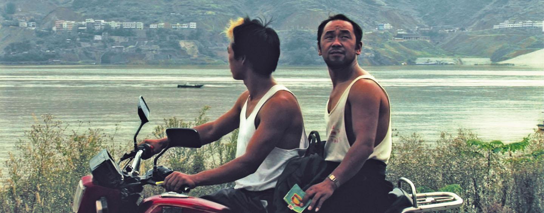 """Kino um die Brüche im zeitgenössischen China: Jia Zhang-kes """"Still Life"""" spielt vor dem Hintergrund des größten Staudamm-Projekts der Welt am Jangtse-Fluss"""