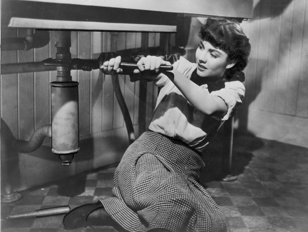 """Das wahre Talent von Jennifer Jones?: Ernst Lubitschs """"Cluny Brown auf Freiersfüßen"""" bescherte ihr eine seltene Komödienrolle."""