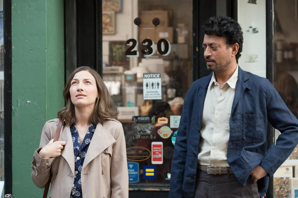 Kelly MacDonald, Irrfan Khan