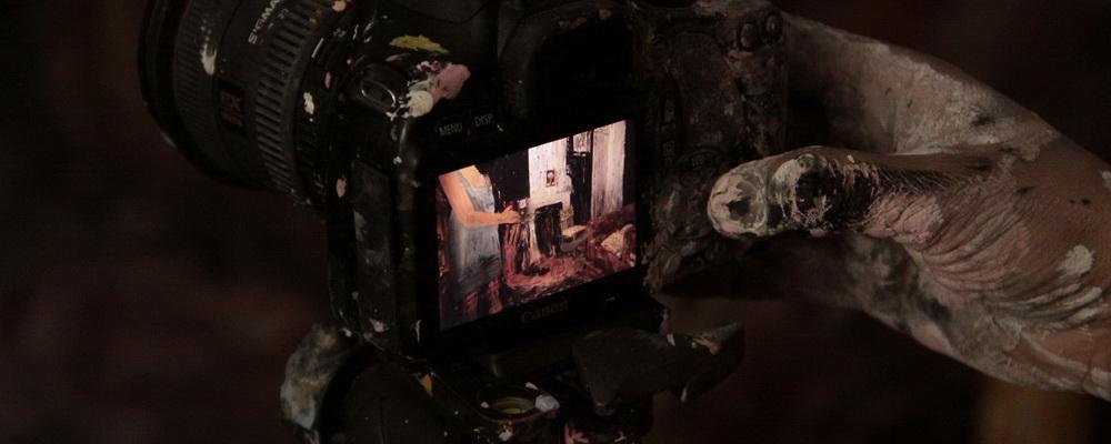 """Enormer Aufwand und viele Detailarbeit steckt in Animadoks wie """"La Casa Lobo""""."""