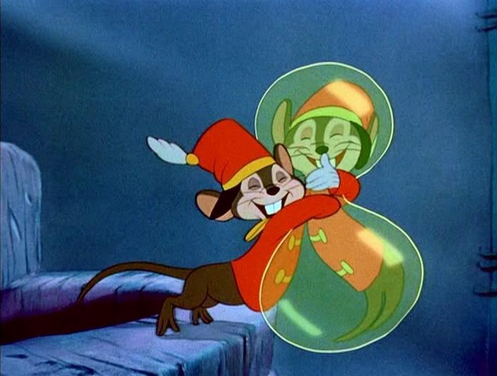 "Seifenblasenspiele im ""Dumbo""-Original"