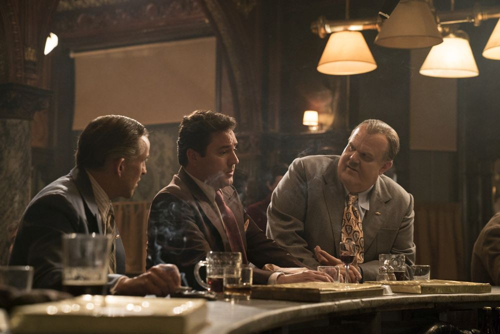 Steve Coogan, Rufus Jones, John C. Reilly
