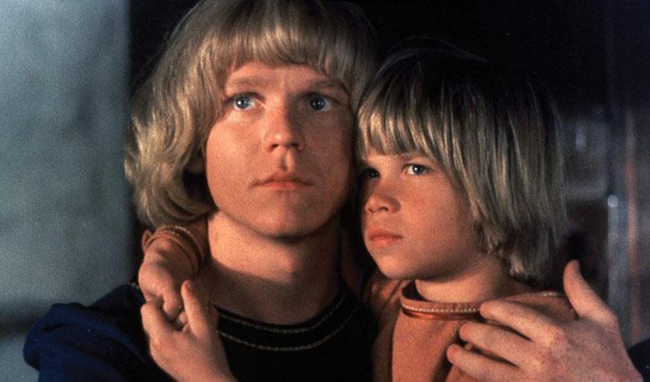 """Schon 1977 wagte die Astrid-Lindgren-Verfilmung """"Die Brüder Löwenherz"""" eine offensive Auseinandersetzung mit dem Tod."""