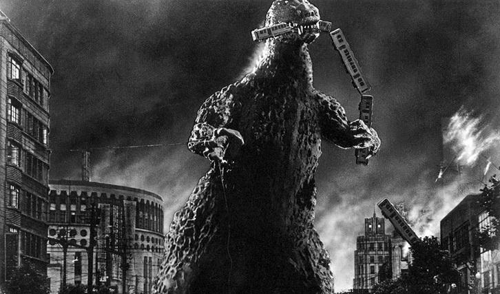 """""""Godzilla"""" © CinePlus"""